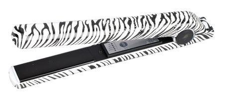 Hair Straightener Iron Zebra
