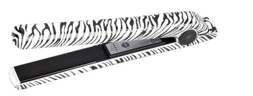 Hair Straightener Iron Zebra